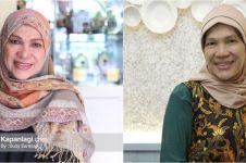 7 Foto terbaru Ipartok Inyong 'Putri Duyung', konsisten pakai blangkon