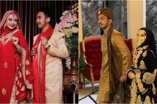Gaya prewedding 5 pedangdut pria D'Academy, Ridho DA bertema Arabian