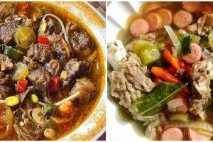 9 Resep asem-asem daging sapi ala rumahan, enak dan istimewa