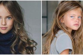 Beranjak remaja, ini kabar terbaru 7 bocah tercantik di dunia