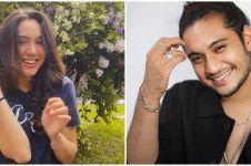 7 Momen Giorgino Abraham bersihkan makeup Yasmin Napper usai syuting