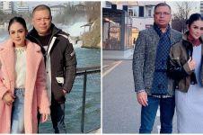 Momen haru pertemuan KD dan Raul Lemos, usai hampir setahun terpisah