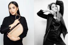 Hamil anak kedua, ini 7 beda gaya Nagita Slavina dan Paula Verhoeven