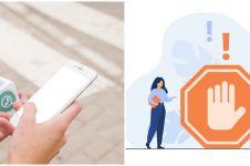5 Ciri WhatsApp diblokir orang lain, tulisan 'online' tidak terlihat