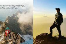 81 Kata-kata bijak pendaki gunung, inspiratif dan memotivasi