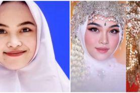 Viral wanita pamer makeup pengantin pakai aplikasi, warganet tertipu