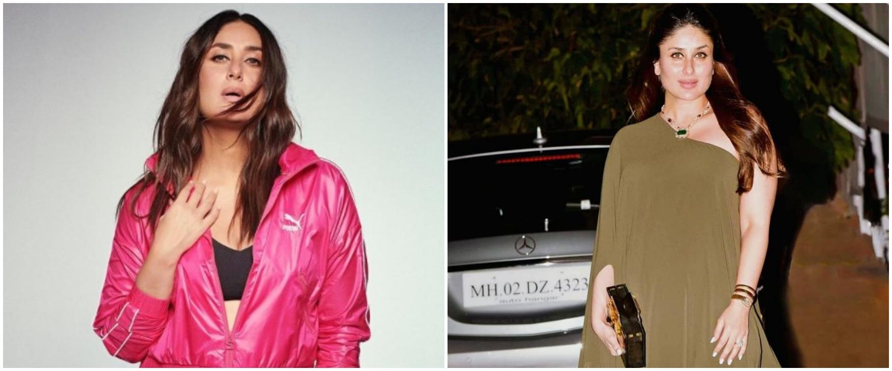 Tampil perdana usai melahirkan, ini 7 potret Kareena Kapoor di catwalk