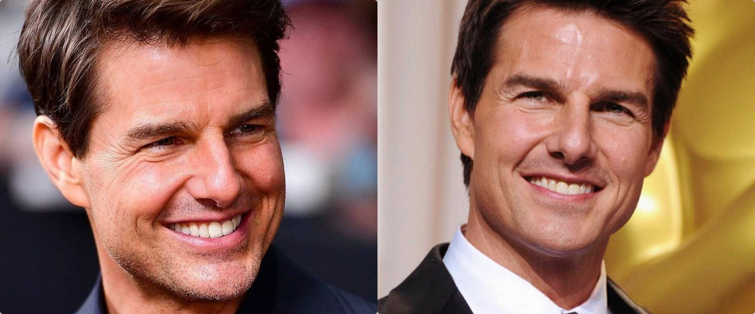 Nyaris tak dikenali, penampilan baru Tom Cruise ini bikin pangling