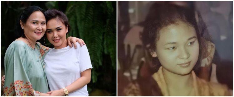 Potret masa muda ibu 15 penyanyi cantik ini bikin terpesona