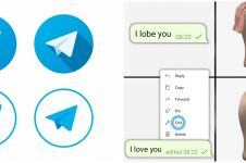 7 Langkah edit pesan typo yang sudah terkirim di Telegram