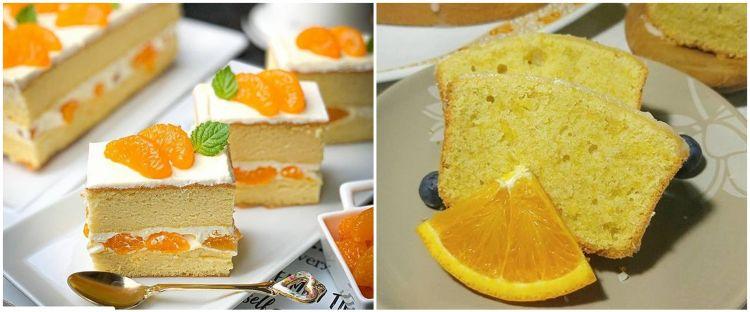 11 Resep kue rasa jeruk, unik, manis, segar, dan mudah dibuat