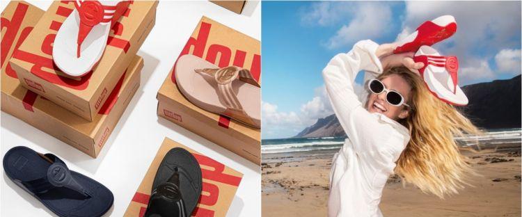 5 Cara mudah memilih sandal yang nyaman untuk liburan