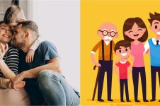 95 Kata-kata mutiara keluarga sederhana dan bahagia, penuh makna