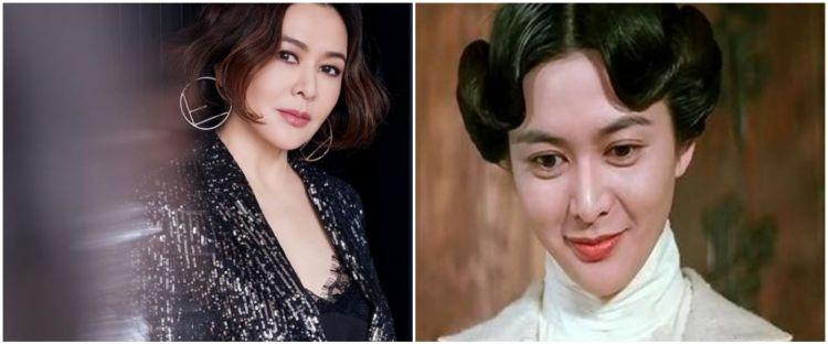 7 Potret Rosamund Kwan di film Mandarin jadul, aktingnya memorable