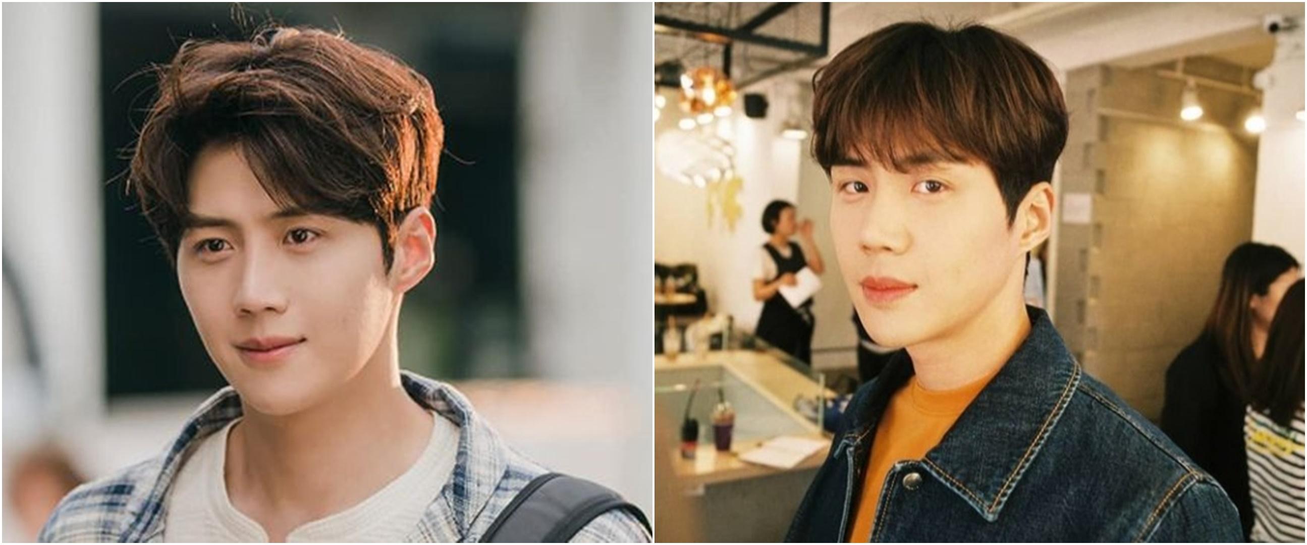 Sukses perankan Kepala Hong, ini 13 perjalanan karier Kim Seon-ho