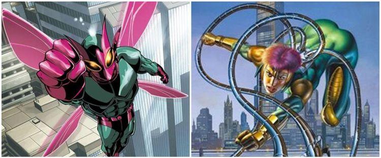 7 Wanita lawan terkuat Spider-Man, bisa berubah jadi monster berbahaya