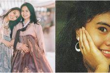 9 Potret masa muda ibunda Clairine Clay, pernah jadi model majalah