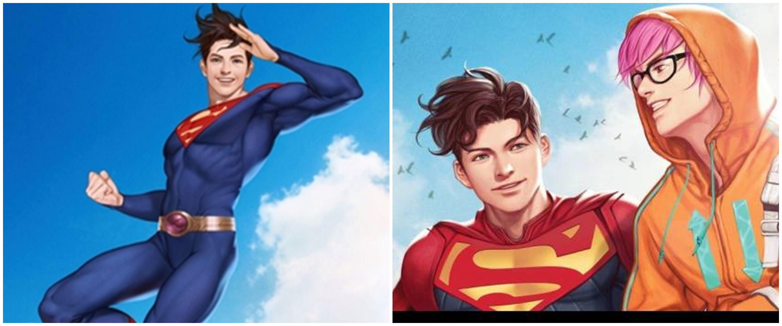 Orientasi seksual Superman rilis, politisi PPP minta pemerintah boikot