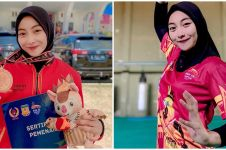 Momen atlet pencak silat tanding saat hamil di PON Papua, bikin salut