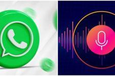 Cara praktis merekam panggilan suara WhatsApp di Android dan iPhone