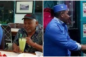 Bertemu pengusaha kaya asal Samarinda, kakek Suhud ketiban rezeki
