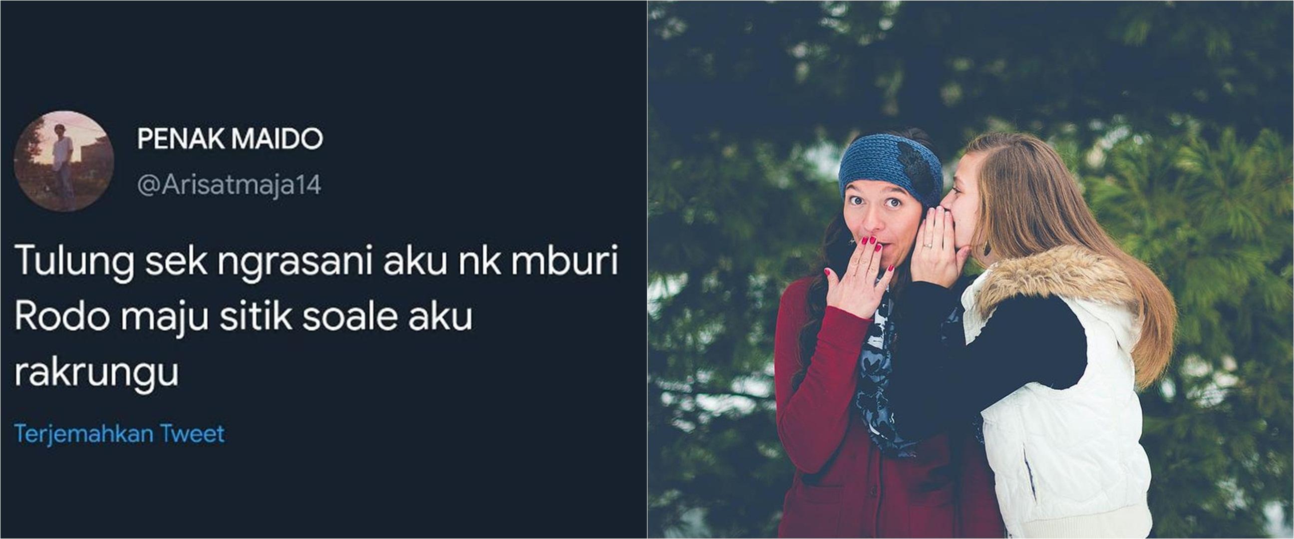 75 Kata-kata sindiran buat teman bahasa Jawa, singkat tapi ngena