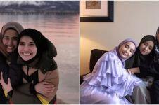 9 Cerita Zaskia Sungkar awal ketemu Laudya Cynthia Bella, dulu ilfeel