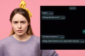 11 Chat lucu dikira mau bantu ini endingnya ngeselin pol