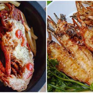 9 Resep kreasi lobster bakar, lembut dan bumbu meresap hingga dalam