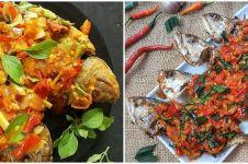 11 Resep ikan bumbu rica-rica rumahan, pedas bikin ketagihan
