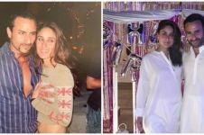 9 Tahun menikah, ini 9 potret Kareena Kapoor & suami dulu hingga kini
