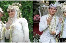Usung adat Sunda, ini 6 beda gaya pernikahan Rizki dan Ridho D'Academy