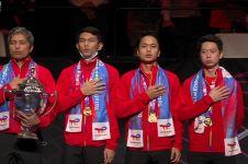 19 Tahun menanti, ini 7 momen tim Indonesia bawa pulang Piala Thomas