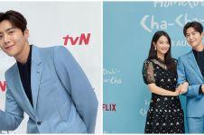 Imbas rumor, Kim Seon-ho batal wawancara drama Hometown Cha-Cha-Cha