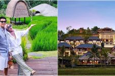 Tajir melintir, 9 seleb Tanah Air ini punya resort dan hotel