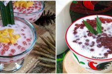 9 Resep kreasi bubur sagu mutiara, legit, gurih dan mudah dibuat