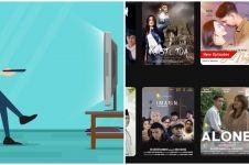 Selain Netflix, ini 9 situs nonton film streaming legal