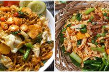 11 Resep mi goreng tek-tek rumahan, enak, praktis, bikin lahap makan