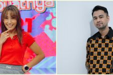 Potret lawas 7 host Dahsyat, rambut Raffi Ahmad ikonik