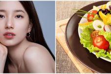 5 Menu diet ketat ala Bae Suzy, lezat dan sehat