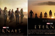 Kekuatan 10 tokoh film Eternals, wajib baca sebelum nonton