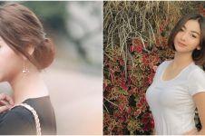 7 Potret terbaru Glenca Chysara, tampil dengan rambut super pendek