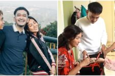 9 Momen Betrand Peto beri kejutan anniversary Ruben Onsu dan Sarwendah