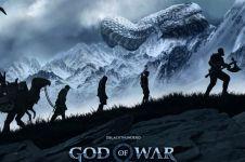 Asyik, game PlayStation God of War bisa dimainkan di PC tahun depan
