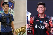 Unggul lawan Malaysia, ini detik-detik raket Praveen Jordan patah