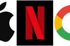 Google hingga Apple, 5 raksasa teknologi ini pernah berganti nama