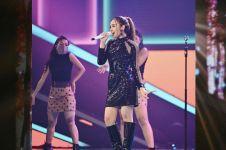 Lyodra Ginting masuk nominasi MTV EMA, intip 9 gayanya ketika manggung