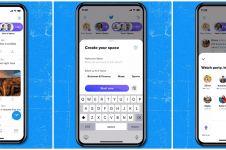 Twitter rilis fitur Spaces untuk Android dan iOS, ini cara pakainya