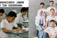 81 Kata-kata lucu rindu masa sekolah, bikin nostalgia