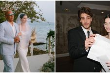 Didampingi Vin Diesel, ini 7 momen pernikahan putri Paul Walker